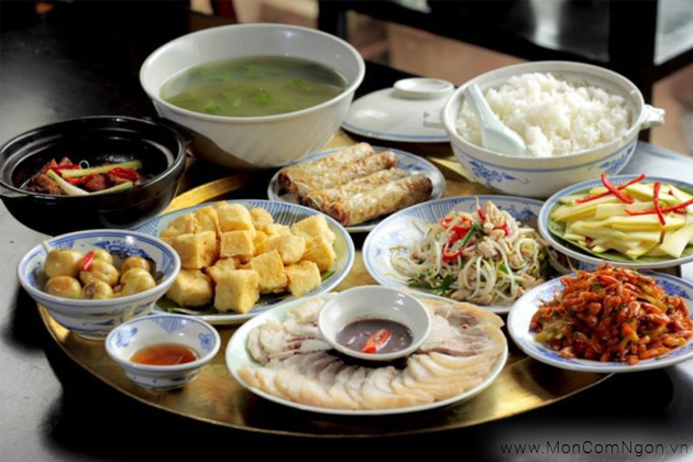 Văn hóa ẩm thực Việt Nam - Bản sắc và những nét đẹp